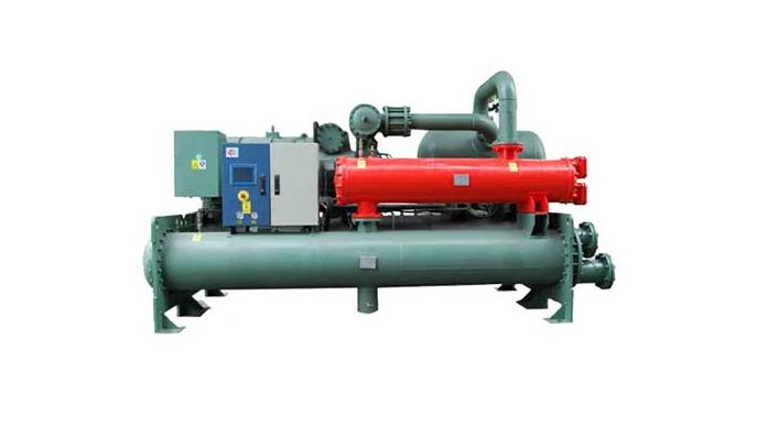 恒星世纪客户蜡笔小新(安徽)有限公司定制水冷螺杆式冷水机组案例