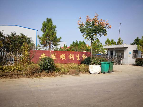 安徽顺利生物有限公司冷水机组系统实景展示