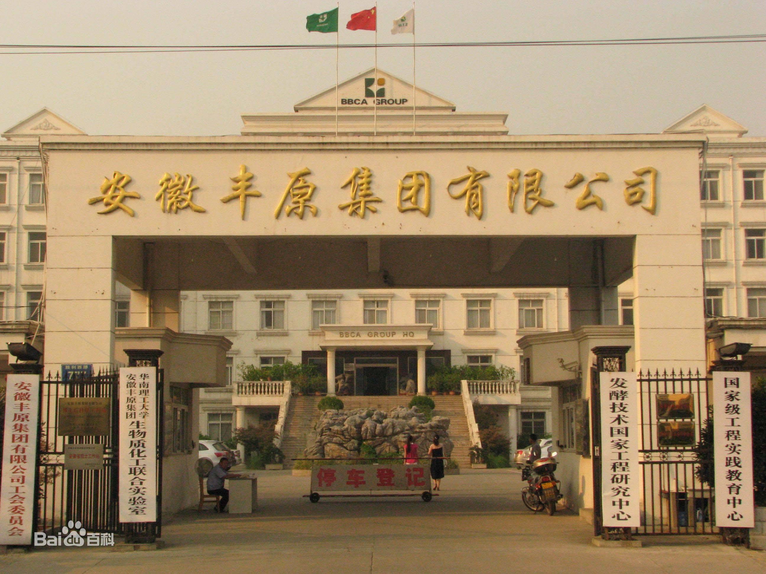 安徽丰原集团有限公司低温冷水机组系统实景