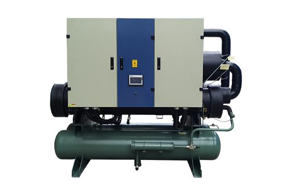 蒸发式低温机组