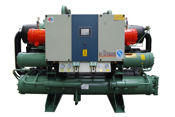 高温热水机组
