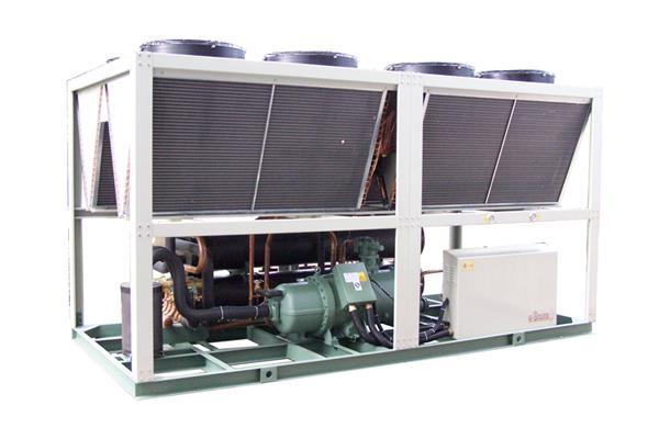 风冷低温热泵机组
