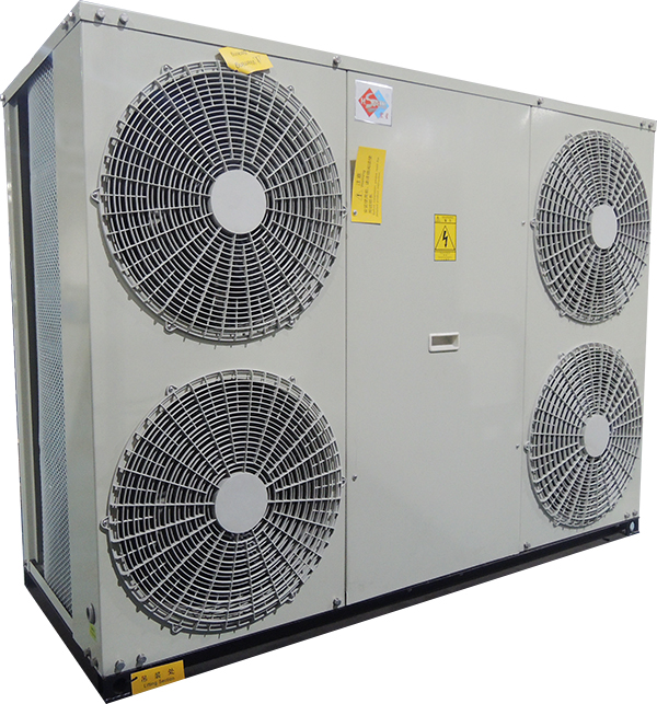 空气源热泵热水机组