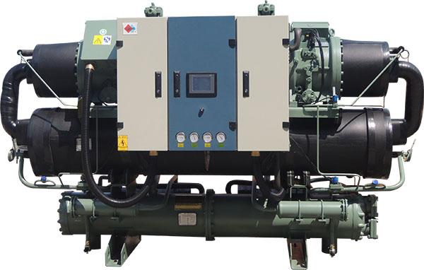 乳制品厂用水冷低温机组