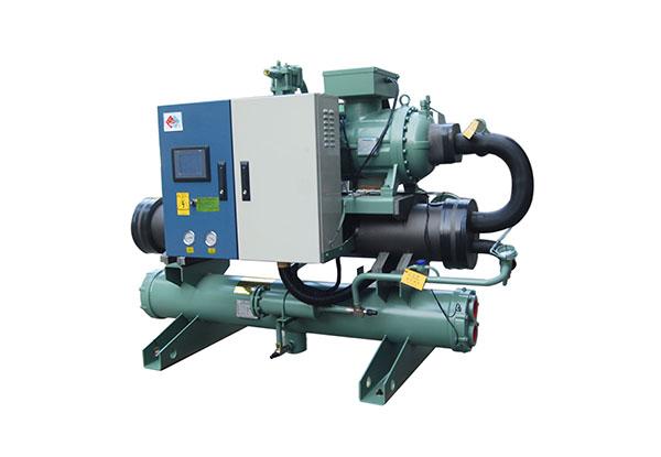 橡胶厂用水冷冷水机组