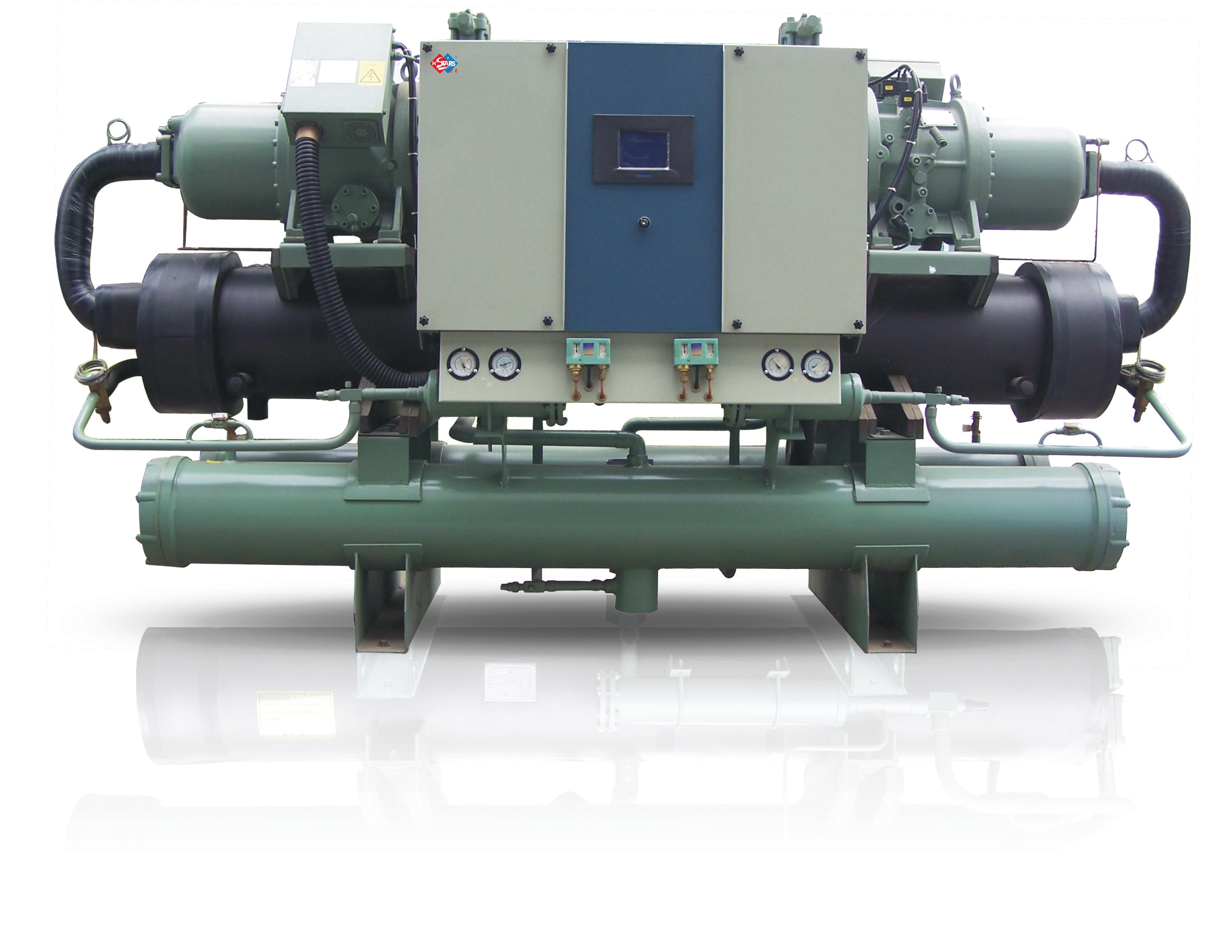 化工厂用水冷低温机组