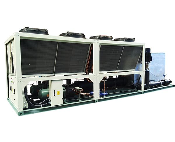 橡胶厂用一体式冷水机组