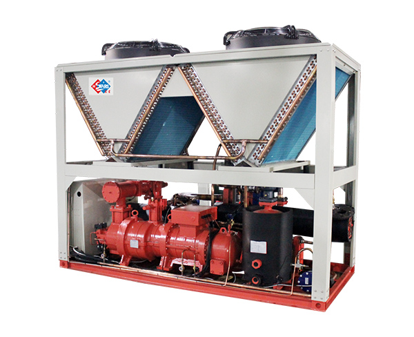 车间降温用风冷热泵机组