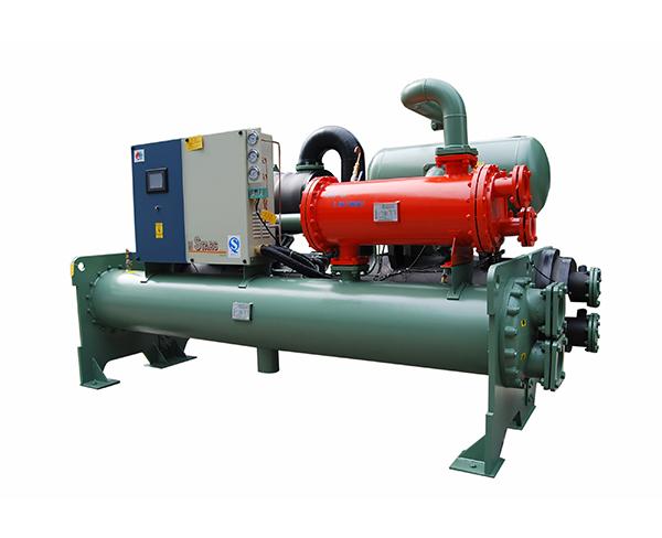 乳制品厂用水冷冷水机组