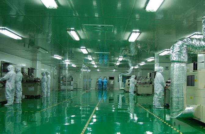 生物制药行业系统解决方案