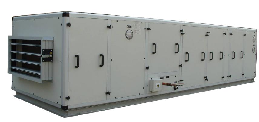 洁净型组合式空调机组